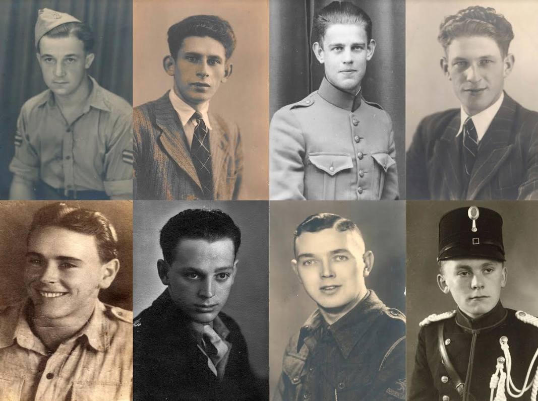 Digitale eregalerij voor Brabantse gesneuvelden 1940 – 2019