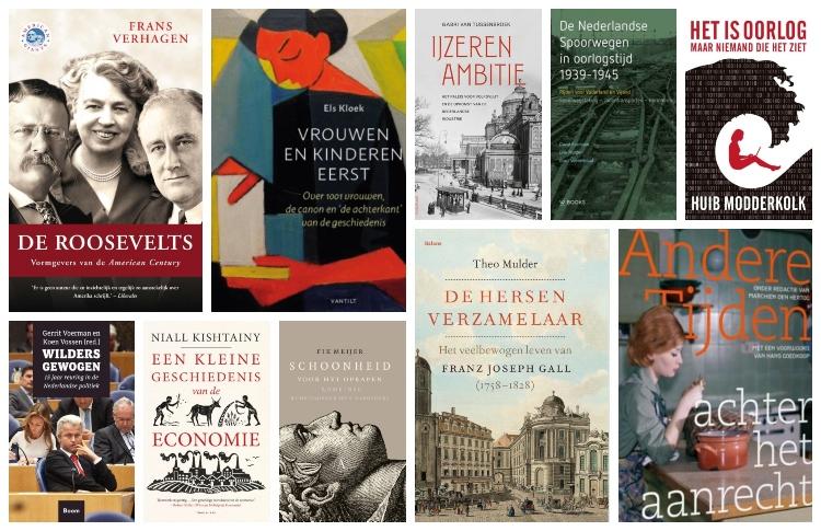 Nieuwe geschiedenisboeken (week 38) – 2018