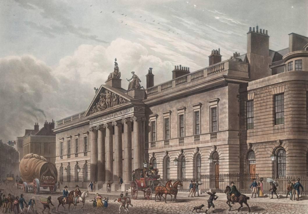 De Britse East India Company (EIC)