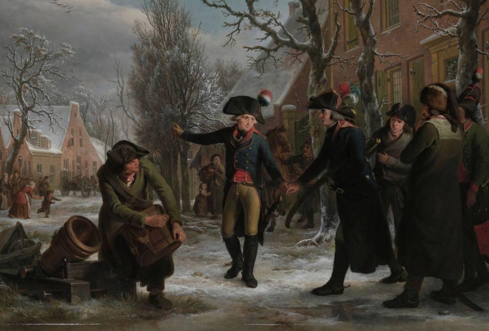 De Bataafs-Franse tijd (1795-1813)