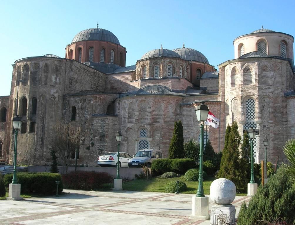 Organisatie van de gezondheidszorg in het Byzantijnse rijk