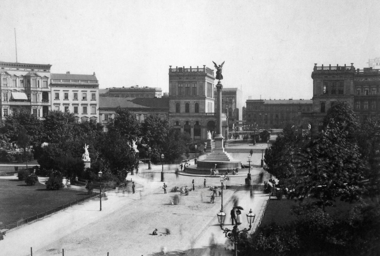 Een reis door de Duitse geschiedenis