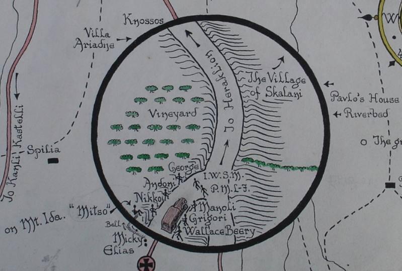 De ontvoering van divisiegeneraal Heinrich Kreipe