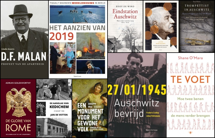 Nieuwe geschiedenisboeken (week 3) – 2020
