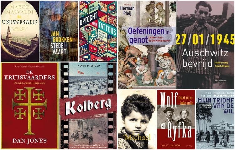 Nieuwe geschiedenisboeken (week 5) – 2020