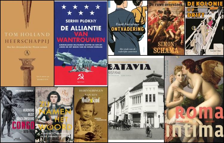 Nieuwe geschiedenisboeken (week 9) – 2020
