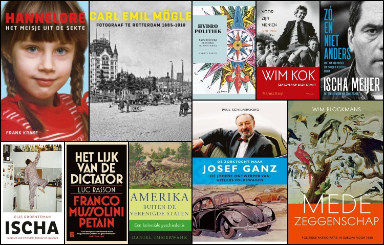 Nieuwe geschiedenisboeken (week 6) – 2020