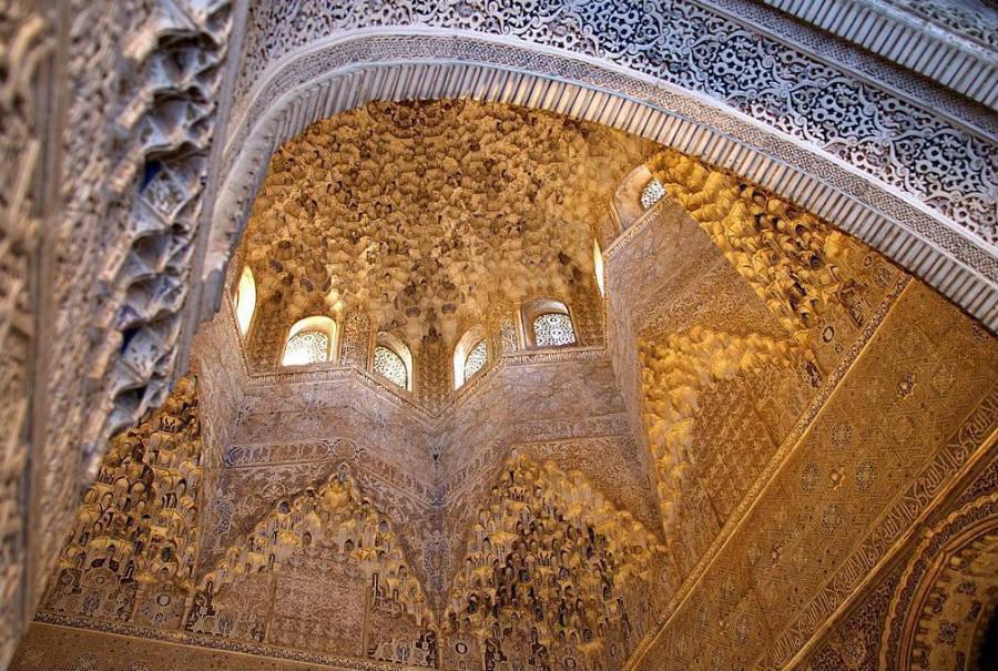 Het Spaans-Moorse erfgoed