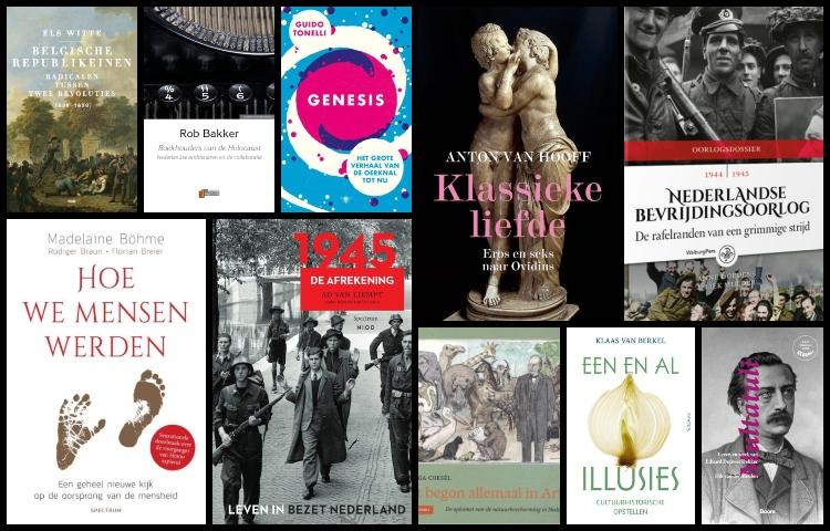 Nieuwe geschiedenisboeken (week 11) – 2020