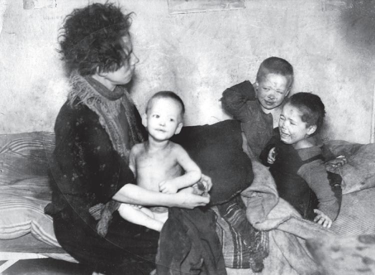 De hongerwinter in beeld (1945)