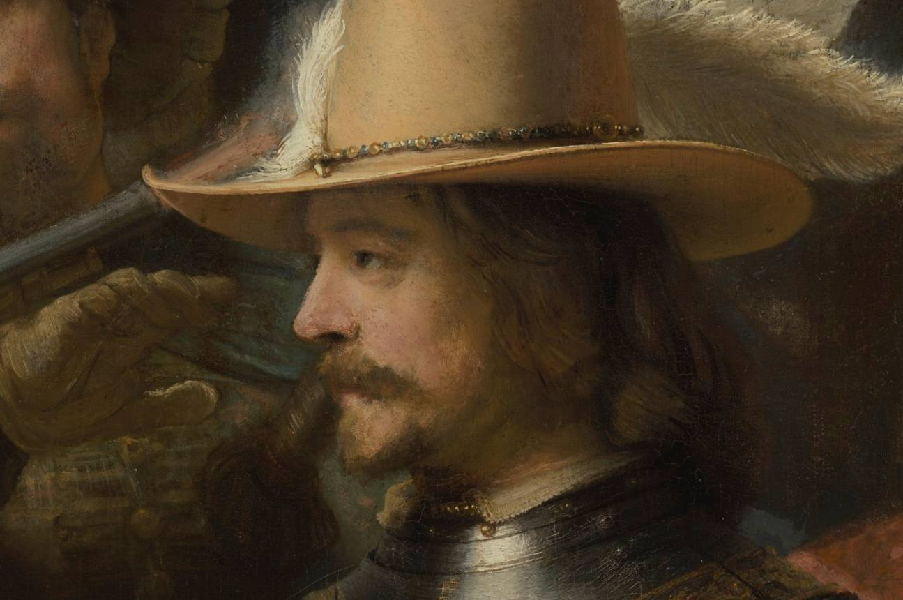 Rijksmuseum presenteert meest gedetailleerde foto Nachtwacht ooit
