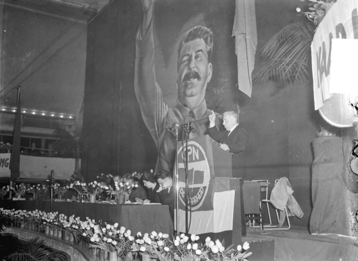 Paul de Groot (1899-1986) – Partijleider van de CPN