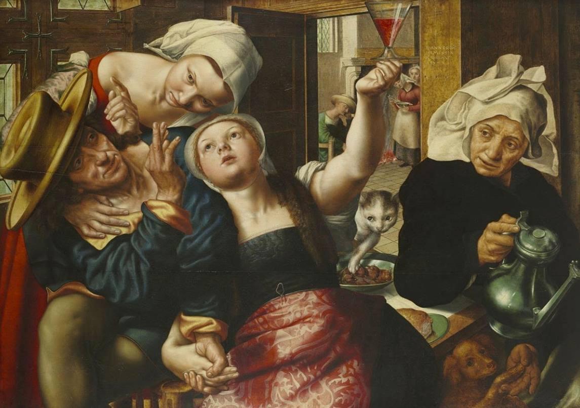 Kleding in de zestiende eeuw (III) – Voor de vrouw