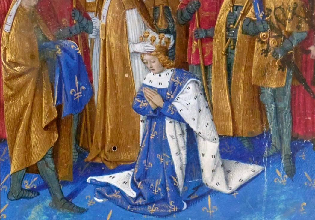 Karel VI de Waanzinnige, een gestoorde 'glazen' koning uit de Middeleeuwen