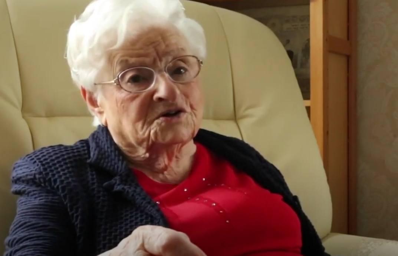 Verzetsstrijdster Betty Goudsmit-Oudkerk (96) overleden