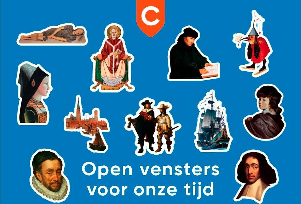 De vernieuwde Canon – 'Floris V eruit, Marga Klompé erin'