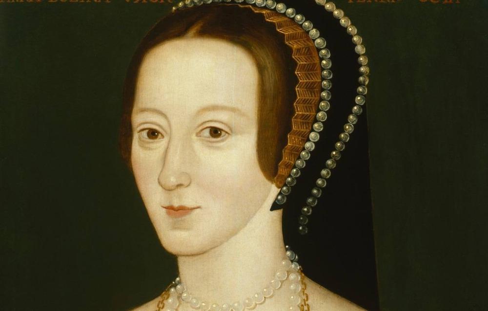 Anna Boleyn (1501-1536) – Engelse koningin