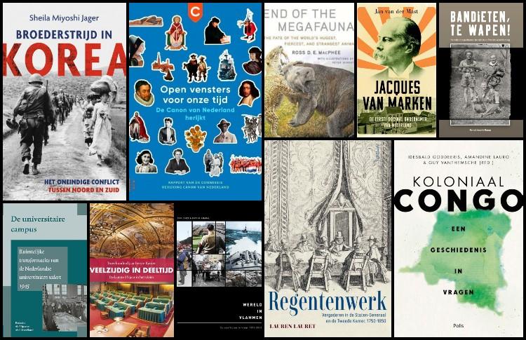Nieuwe geschiedenisboeken (week 26) – 2020