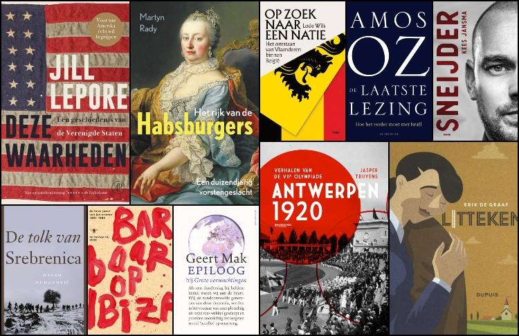 Nieuwe geschiedenisboeken (week 27) – 2020