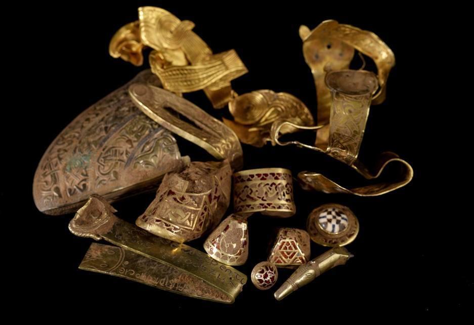 Britse detectoramateurs vonden al anderhalf miljoen objecten