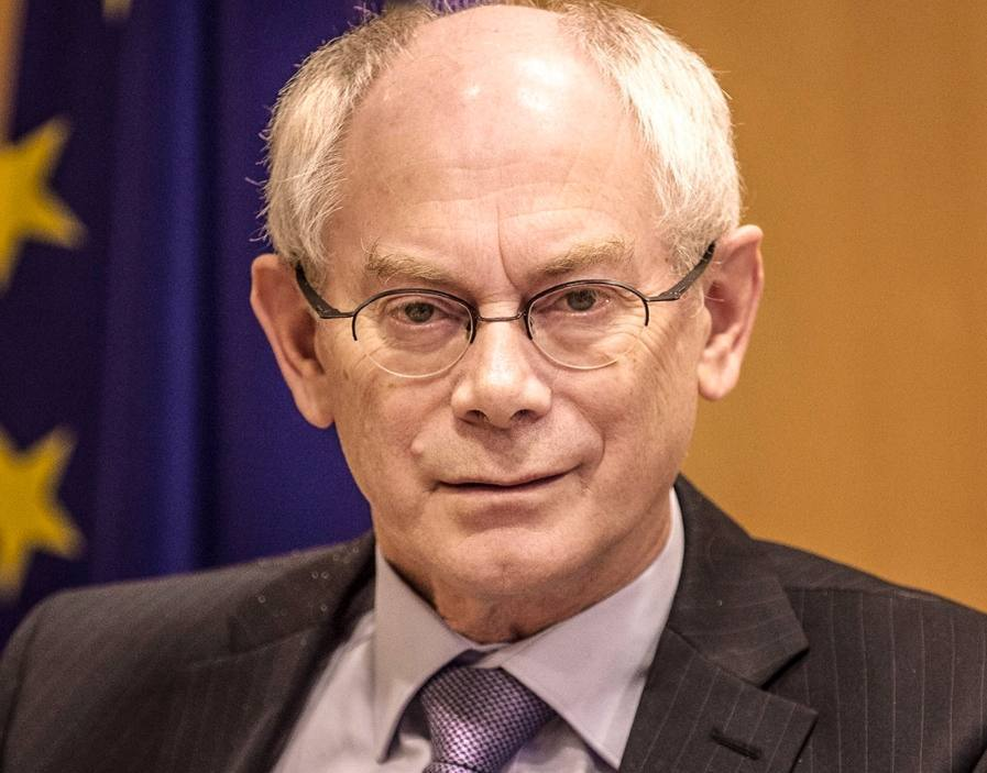 Herman van Rompuy spreekt Onafhankelijkheidsrede 2020 uit