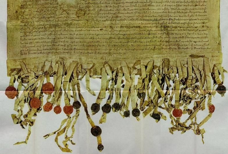 Declaration of Arbroath (1320) – De 'Schotse onafhankelijkheidsverklaring'