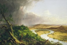 Thomas Cole; The Oxbow; 1836