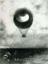 À Edgar Poe (L'oeil, comme un ballon bizarre se dirige vers l'infini) [To Edgar Poe (The Eye, Like a Strange Balloon, Mounts toward Infinity)]
