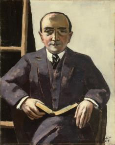 Beckmann_CurtGlaser_1929