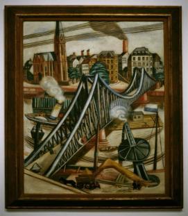 Beckmann_IronFootBridge_1922