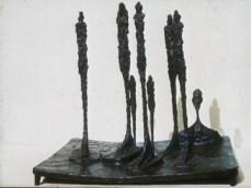 Alberto Giacometti; Forest; 1950