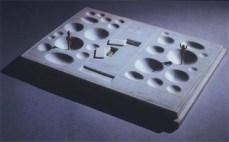 Alberto Giacometti; No More Play; 1931-2; marble, wood, bronze