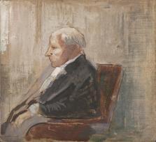 Redon_SeatedMan_1910