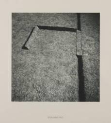 Richard Long; Turn Sculpture; 1967