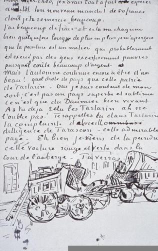 Vincent van Gogh; Letter 552