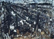 Anselm Kiefer; Nuremberg; 1981-82; oil on canvas; 290 x 390 cm