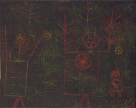 """In the Grass Work Type Painting Date 1930 Material Oil on canvas Measurements 16 5/8 x 20 3/4"""" (42.1 x 52.5 cm)"""