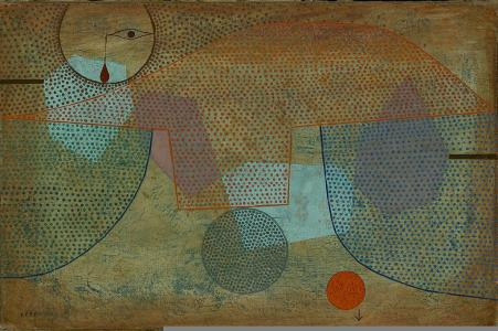 Sunset Date 1930 Material Oil on canvas Measurements 18 1/8 x 27 3/4 in. (46.1 x 70.5 cm)