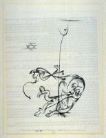Der Schreckliche Traum (The Terrible Dream) Work Type Prints Date 1919 Material Lithograph Measurements 20.6 x 13.4 cm (image); 28.2 x 22.1 cm (sheet)