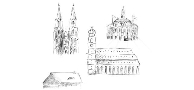 Städte und Gemeinden