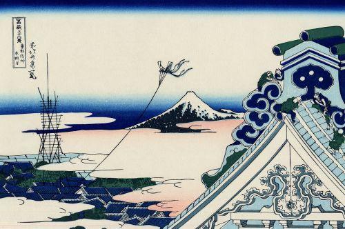 出典:富嶽三十六景 - Wikipedia