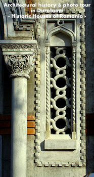 Architectural walking tour in DOROBANTI area of Bucharest - Sunday 14 April (1/3)