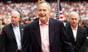 George H. W. Bush Biography