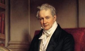Alexander Von Humboldt biography