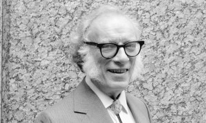 Isaac Asimov biography
