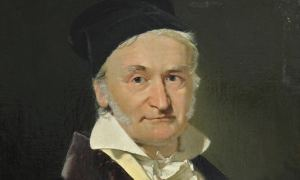 Johann Carl Friedrich Gauss biography