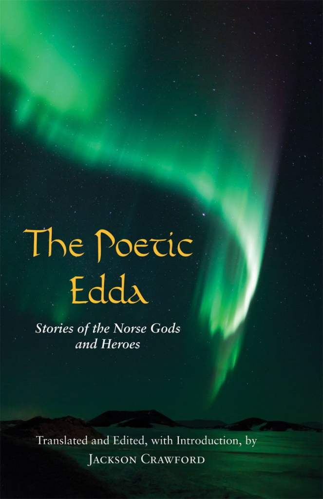 The Poetic Edda by Jackson Crawford