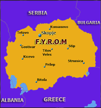 former yugoslav republic of macedonia2 Οι Αμερικάνοι περιορίζουν την οικονομική βοήθεια στα Σκόπια ενώ επανέφεραν το FYROM σε επίσημα έγγραφα!!!