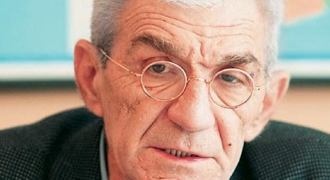 giannis mpoutaris  Μπουτάρης: «εξαιρετικά γελοία» η περίπτωση των Σκοπιανών