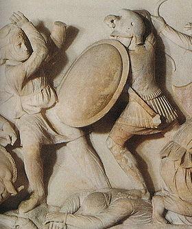 280px Macedonian Army Pezetairos Νέος τόμος του ΚΕΓ   Αρχαία Μακεδονία: Γλώσσα, ιστορία, πολιτισμός